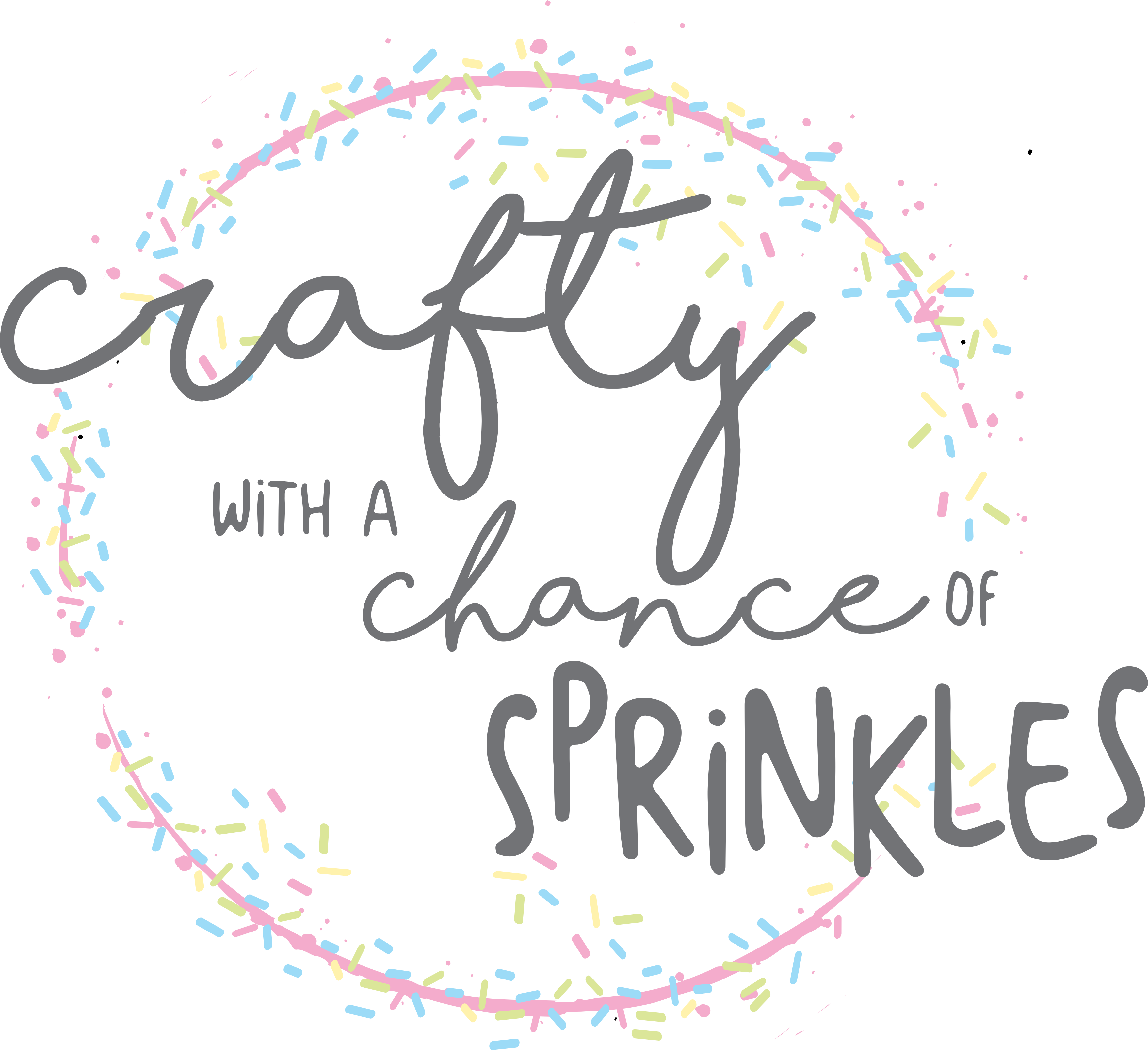 Crafty with a Chance of Sprinkles
